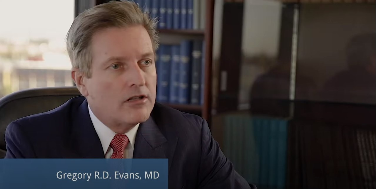 Dr. Evans on the benefits of a plastic surgeon