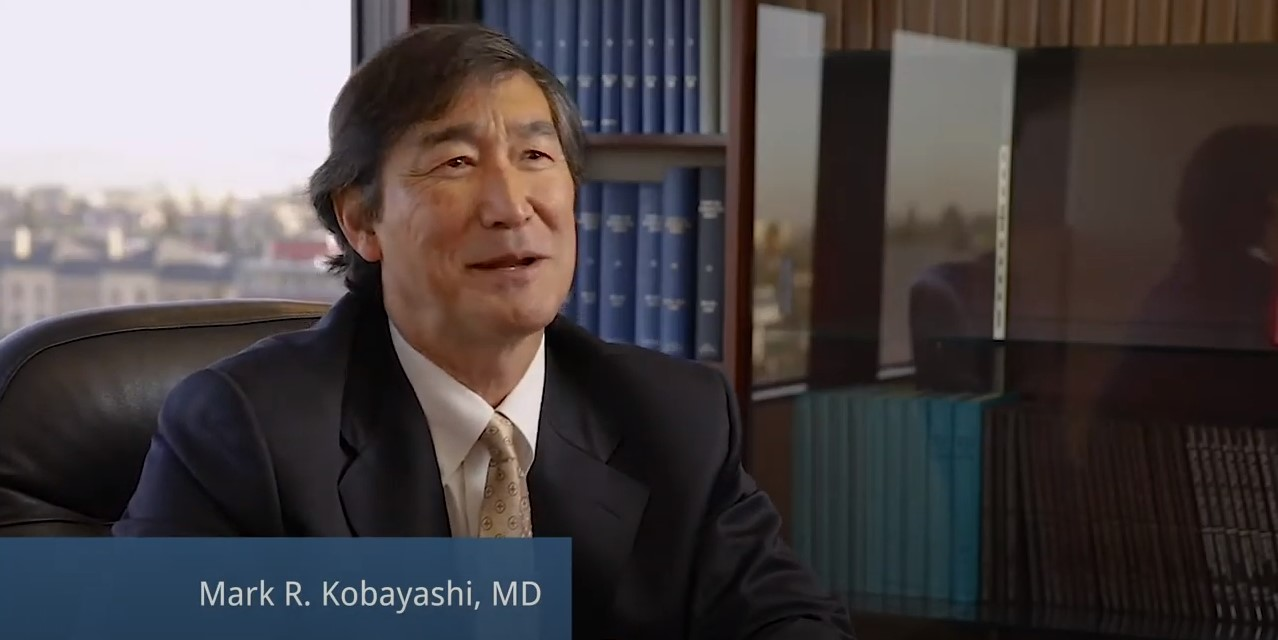 Dr. Kobayashi on surgery as an art