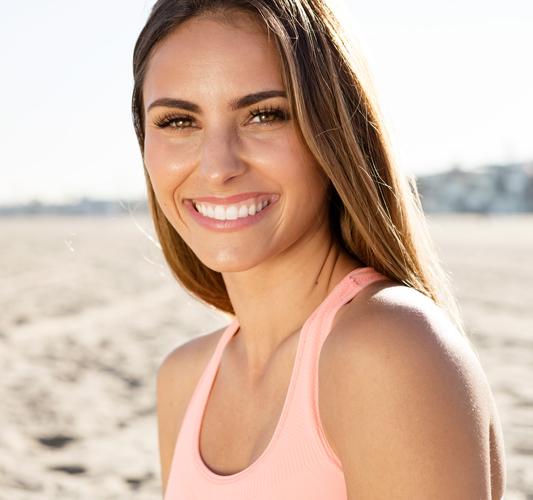 blog neuromodulators woman smiling